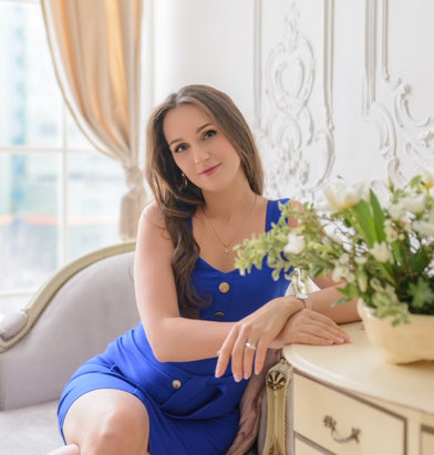 Фото женщина психолог Светлана Гриневич Москва
