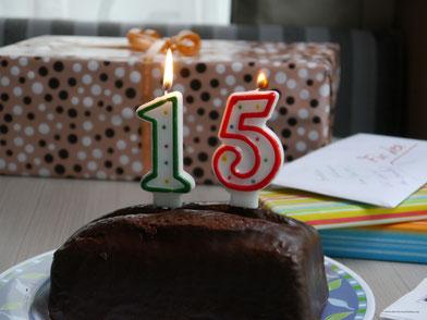 Happy Birthday für die Fernschreiber-Zwillinge!