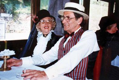 Madeleine Büchel & Franz Dobler