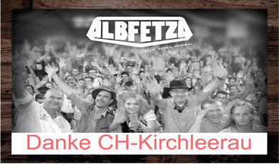 ALBFETZA Oktoberfest Partyband Europaweit