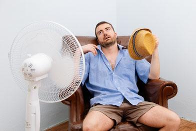 Mittel gegen Hitzewallungen