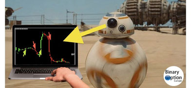 robot opzioni binarie star wars trading