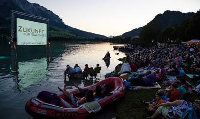 Kino am See Walchsee Tirol