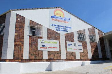 Sede de SAVA SL en Valladolid