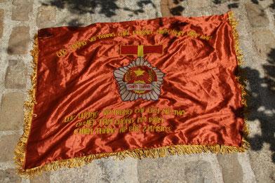 drapeaux nord vietnamien 1963