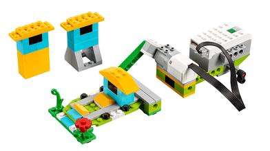 Lego WeDo Erdbebensimulator