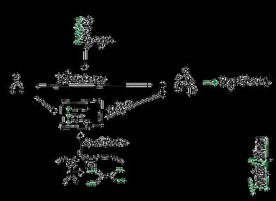 Concept-Map über die Wirkungszusammenhänge von Person, Ziel, Zeit, Zielgruppe, Visualisierung auf die Zuhörenden.