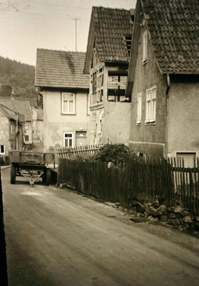 Aschenbergstrasse - Archiv Gunnar Möller