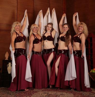Bauchtanz Bochum - Töchter der Pyramide