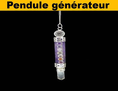 Pendule générateur - Casa bien-être.fr