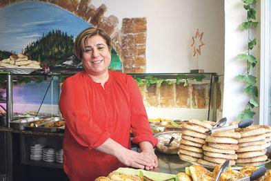 Elif Tatli, Inhaberin von Hanimeli