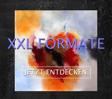 Gemälde XXL - Wandbilderkunst.de