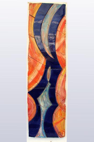 """""""Ohne Titel"""", 33 cm x 115 cm"""