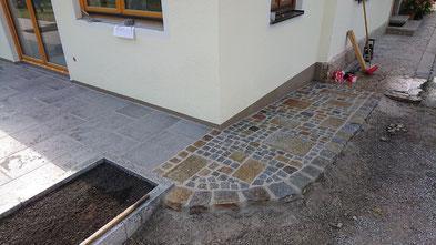 Natursteinarbeiten, Hans-Peter Oberauer Nußdorf