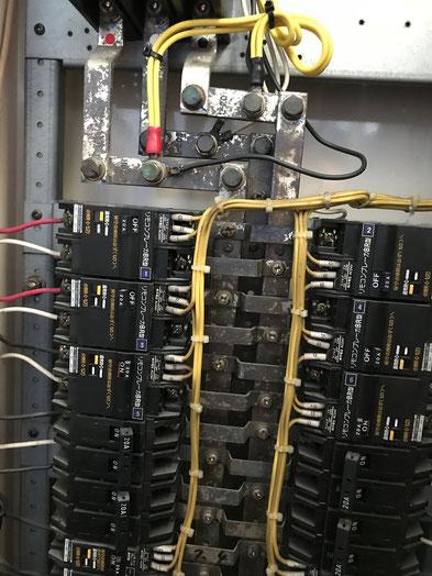 分電盤改修