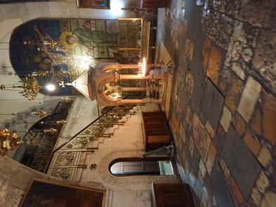 Armenian altar of three Marys.