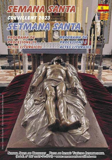 Programa y Procesiones de la Semana Santa de Crevillent