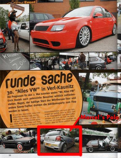 Quelle: VW Scene International * Ausgabe 06/10 * Seite 50