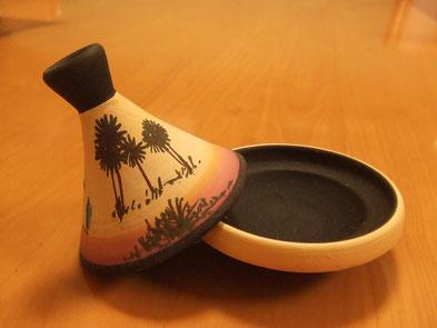 小物入れに最適/モロッコお土産/サフィの陶器/青い街シャウエン在住Mikaのブログ
