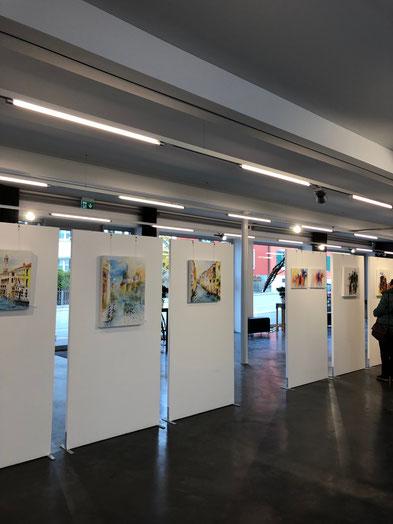 Bilderausstellung Susanne Wuhrmann, Au, November 2018