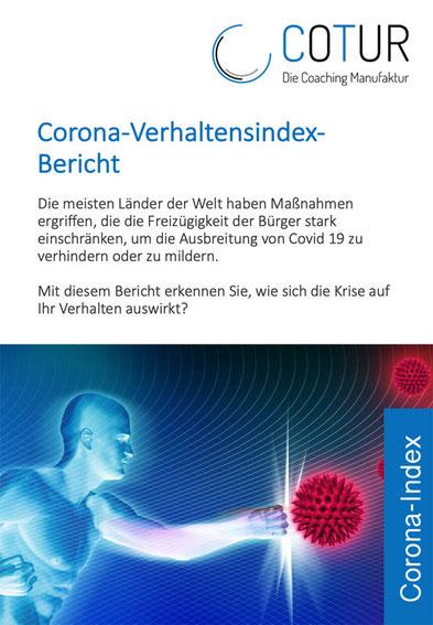 Corona-Verhaltensindes-Bericht