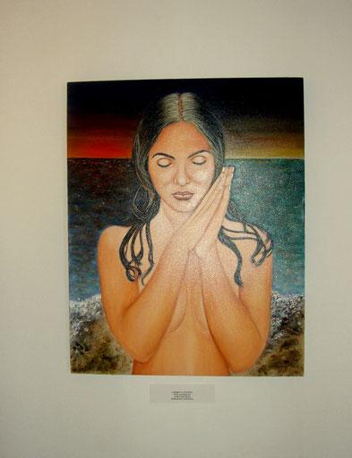 Obra de la artista Carmen Gomez Junyent