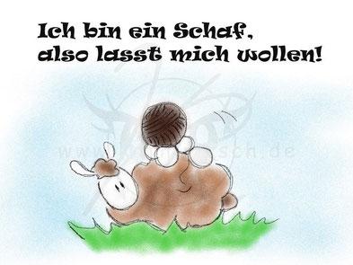 Schafswollen