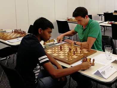 Lüneburger Schachfestival 2018, GM-Turnier