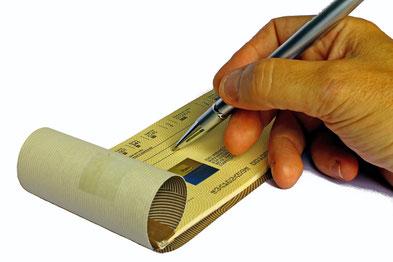 Modification durée de la validité des chèques avec la loi Sapin 2