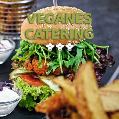 Veganes Catering Cooking Star