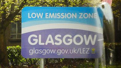Glasgow/Schottland