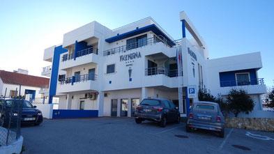 Hotel Vicentina in Aljezur
