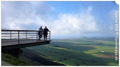 Blick über Serra do Cume... wieder dabei: Travelmäuse