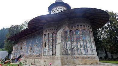 Kloster Voronet (Foto: Travelmaus.de)