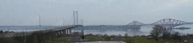 Drei Brücken, Schottland