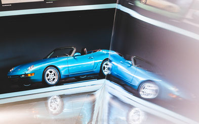 Musée Porsche - L'ère des Transaxle