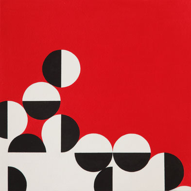 Ellen Roß, Strategien konkreter Kunst, Lange Nacht der Museen 2015 in Koblenz, Galerie SEHR
