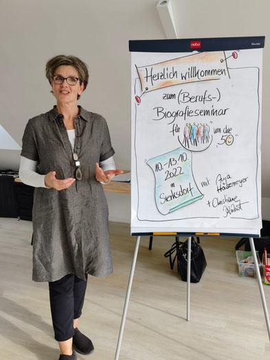 Portrait Christiane Kuhnt