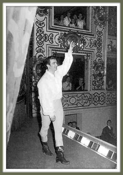 Mario Cavaradossi - TOSCA - di G. Puccini - (Parma 1967)