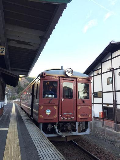 三陸鉄道~♪可愛い~☆