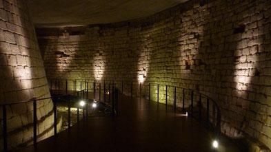 Les dessous du Louvre