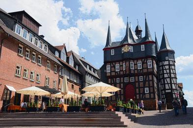 Rathaus von Frankenberg (Eder)