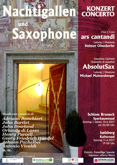 Konzert auf Schloss Bruneck