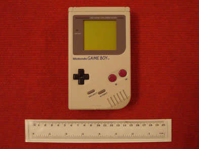Mi Nintendo Game Boy