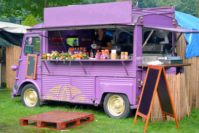 Food Trucks mariage France