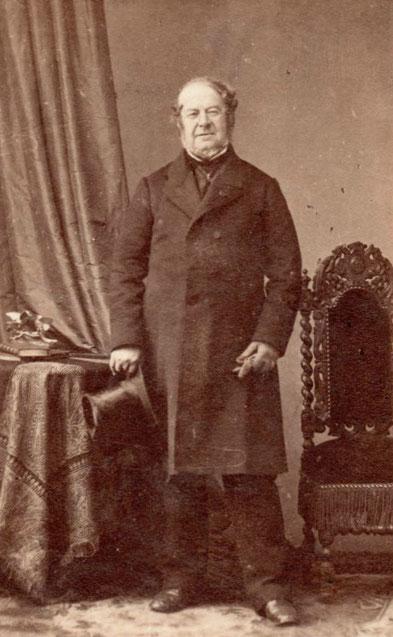 Le Comte Ferdinand de Meeûs