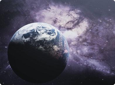 Die Erde als Bühne für unsere Seelenreisen