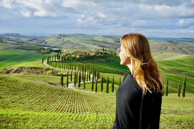 Agriturismo Baccoleno, Toskana