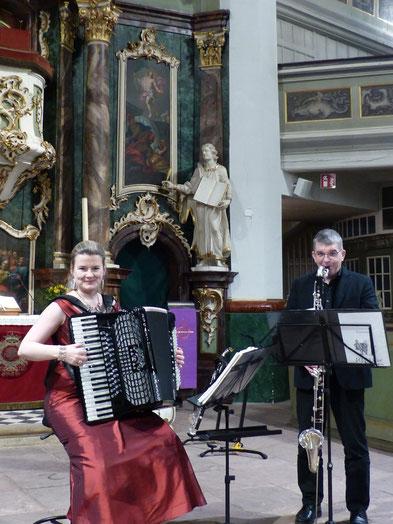 Barockkirche Rellingen - Februar 2018