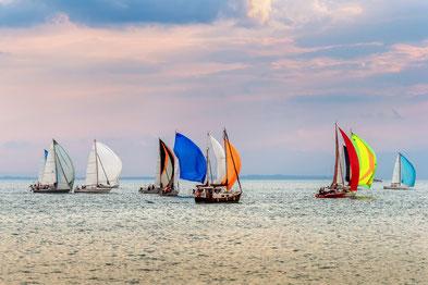 Destination PR Segelschiffe